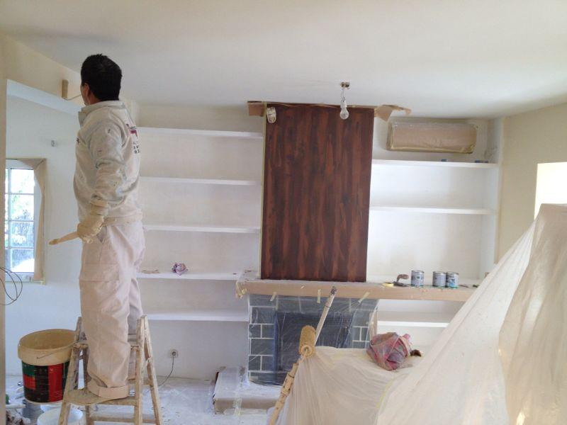 Decoracion y pintura interior pinturas loreto pinturas - Decoracion y pintura ...