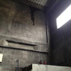 pintores madrid siniestro en nave 7