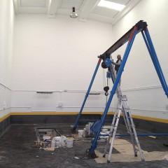 Pintores Madrid – Restauración de Siniestro en Nave